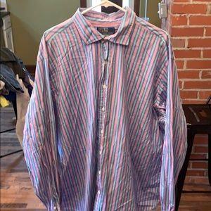 Polo Ralph Lauren 2XLT Dress Shirt